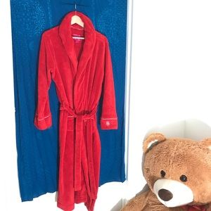Victoria's Secret Long Plush Robe